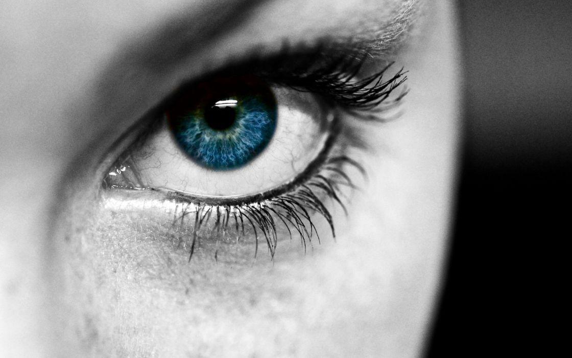 eye eyes face model models women female girl girls bokeh u wallpaper
