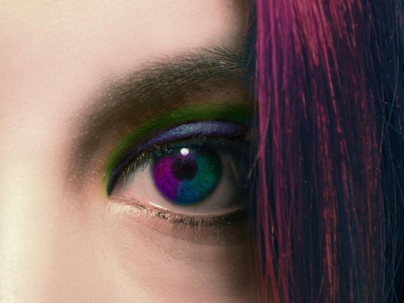 Спектр глаз фото