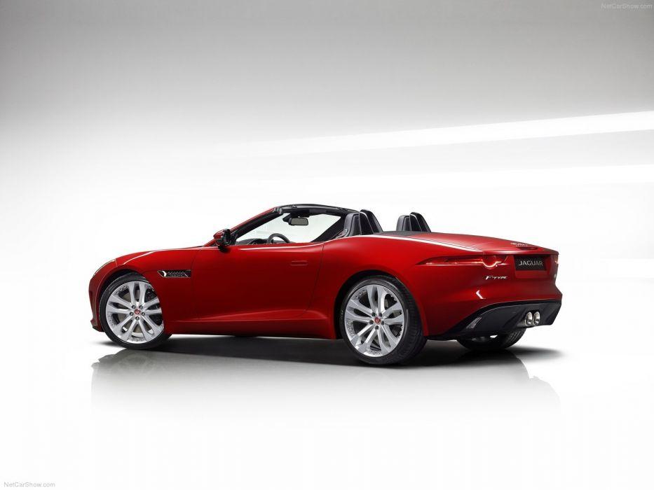 2016 awd convertible F-Type jaguar US-spec wallpaper