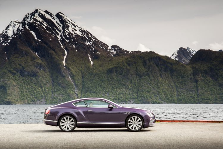 Bentley Continental-GT coupe cars 2015 wallpaper