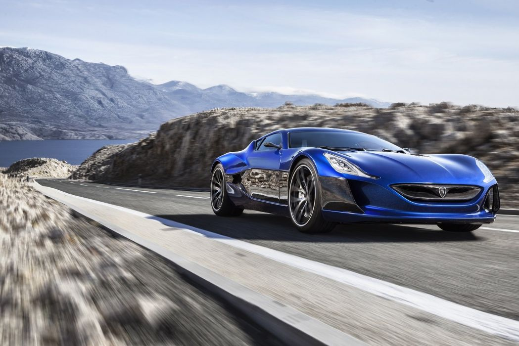 Rimac Concept One cars coupe 2014 wallpaper