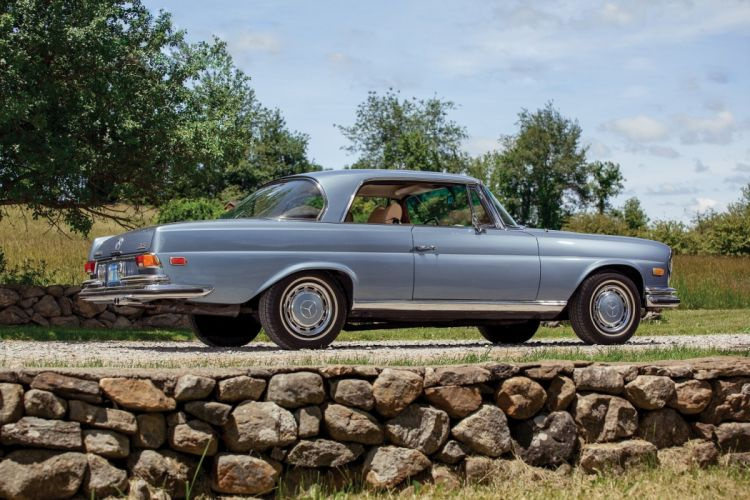 Mercedes-Benz 280-SE 3L5 Coupe US-spec W111 cars 1969 wallpaper