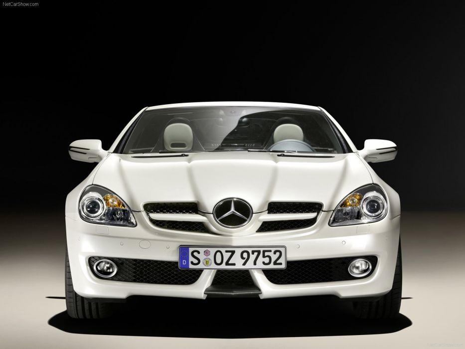 Mercedes-Benz SLK 2LOOK Edition Cabriolet cars 2009 wallpaper