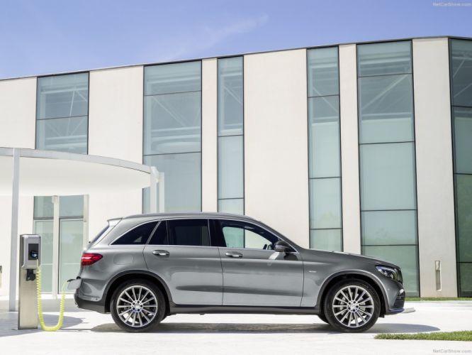 Mercedes-Benz GLC suv cars 2016 wallpaper