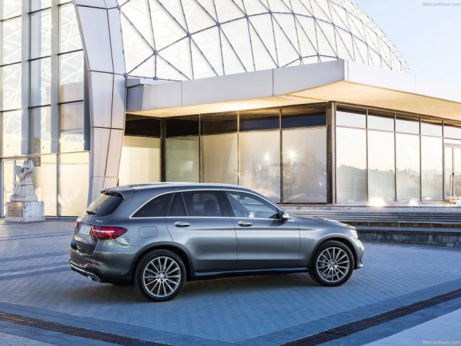 Mercedes-Benz GLC suv cars 2016 wallpaper