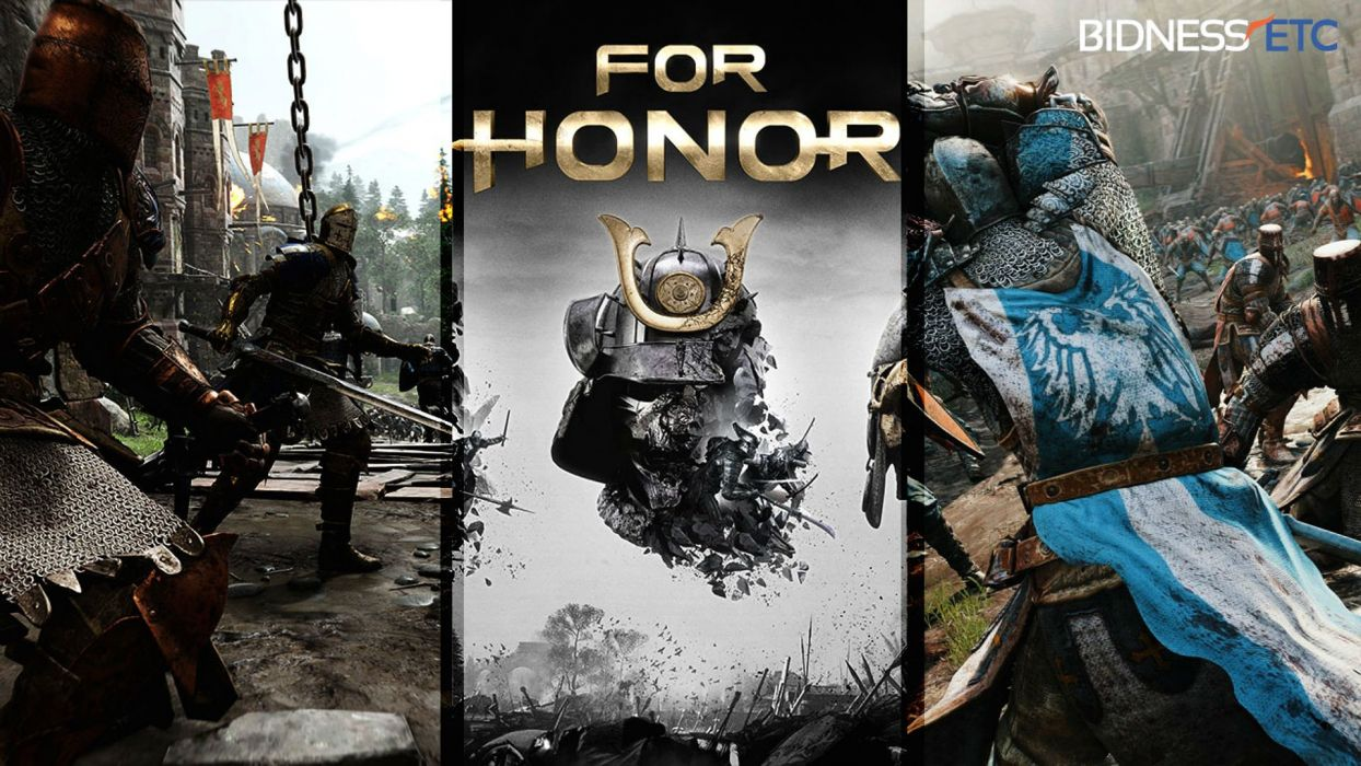 For Honor Ubisoft Fantasy Action Fighting Battle 1fhonor Warrior