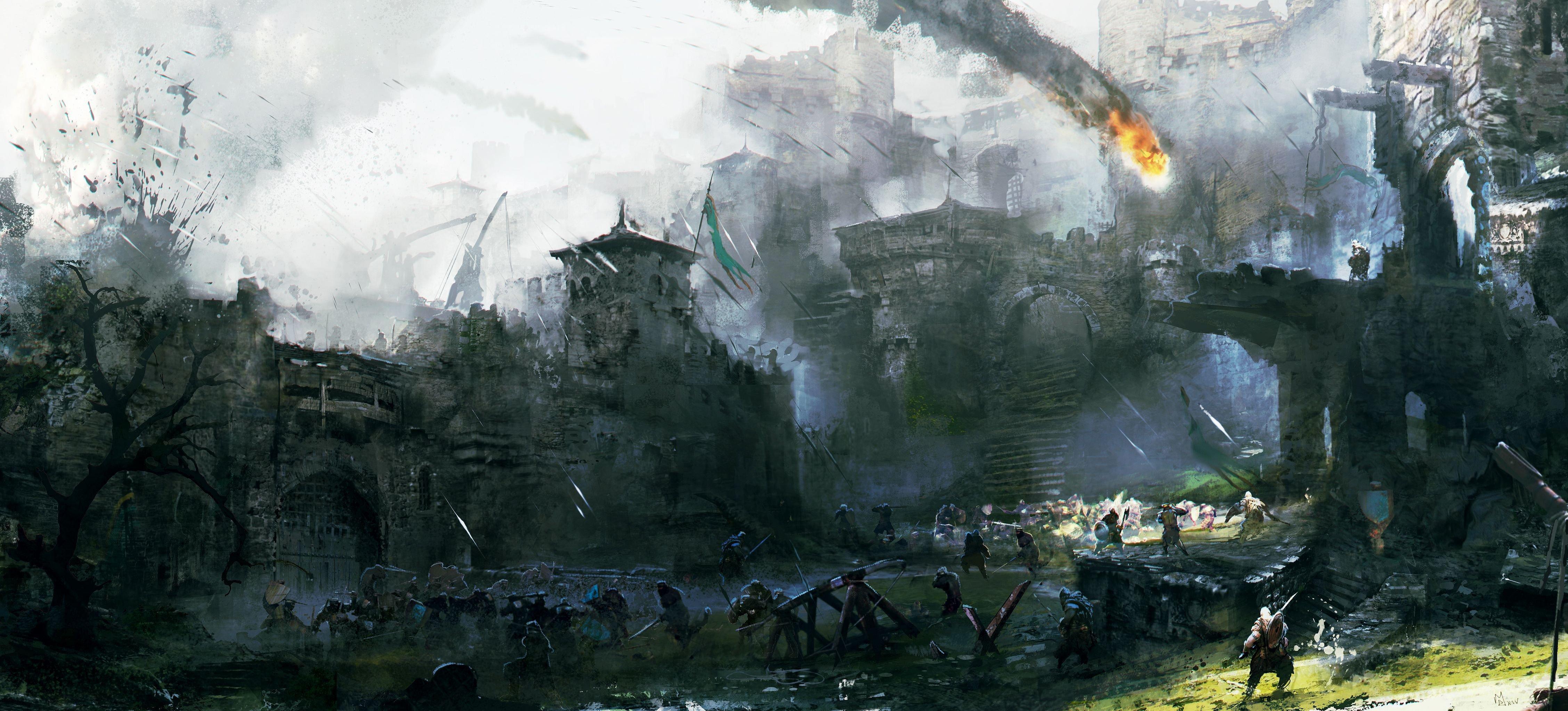 For Honor Viking Wallpaper: FOR HONOR Ubisoft Fantasy Action Fighting Battle 1fhonor