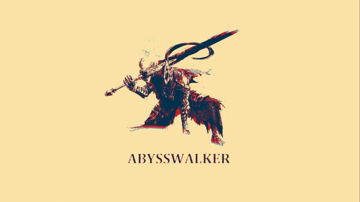DARK SOULS fantasy action fighting warrior battle technical artwork 1dsouls exploration stealth poster f wallpaper
