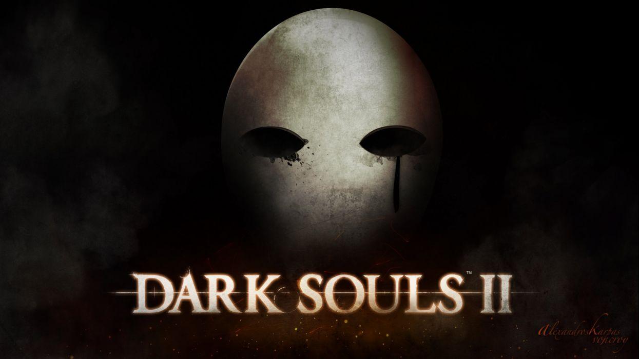 DARK SOULS fantasy action fighting warrior battle technical artwork 1dsouls exploration stealth mask skull blood wallpaper