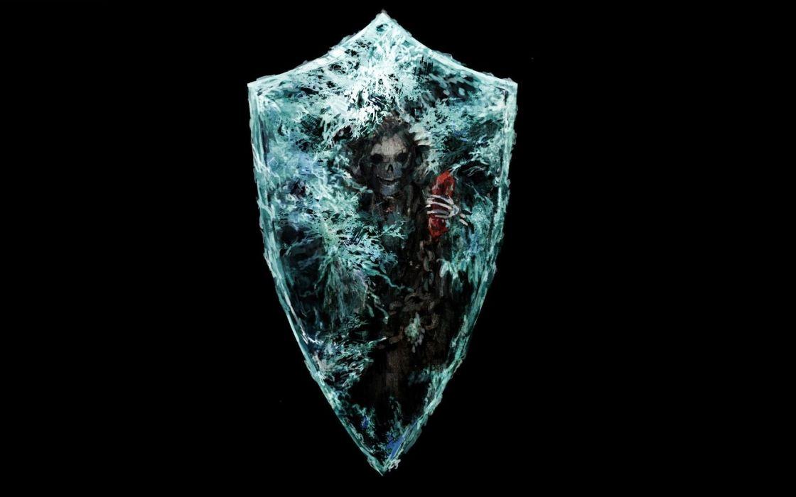 DARK SOULS fantasy action fighting warrior battle technical artwork 1dsouls exploration stealth poste dark ice reaper death skull wallpaper