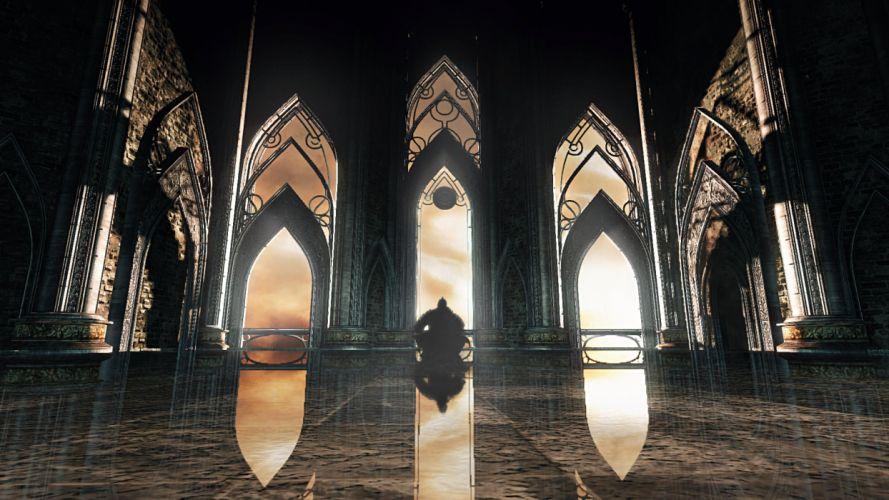 DARK SOULS fantasy action fighting warrior battle 1dsouls wallpaper