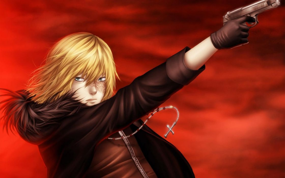 anime series character Death Note Mello Mihael Keehl wallpaper