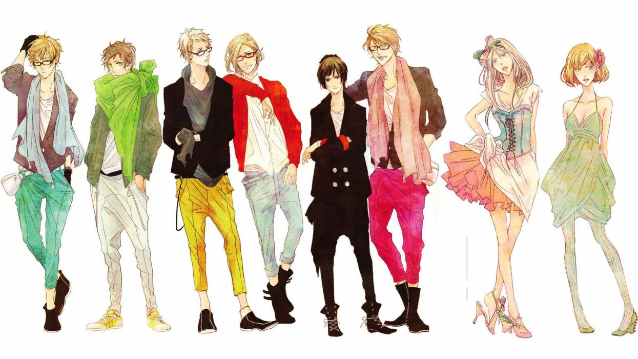 anime series character Hetalia Axis Powers wallpaper