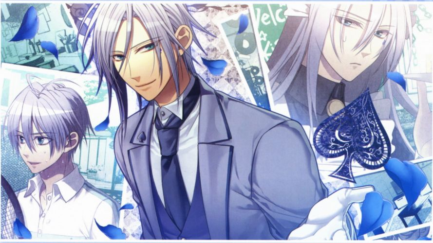 anime series character Ikki Amnesia wallpaper