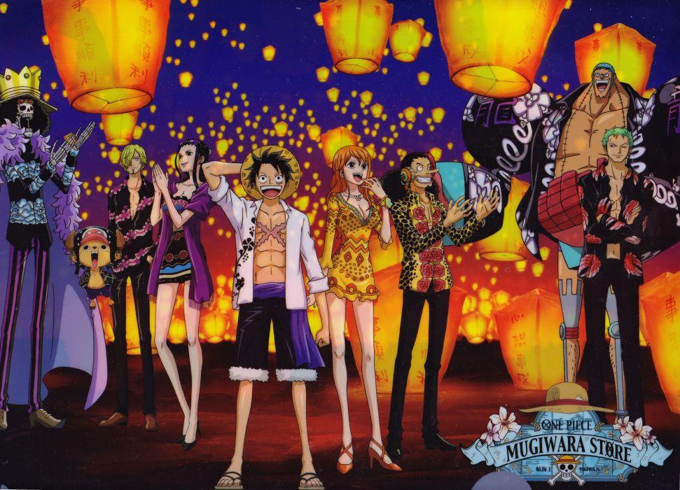 anime series character One Piece Series Nico Robin Character Usopp wallpaper