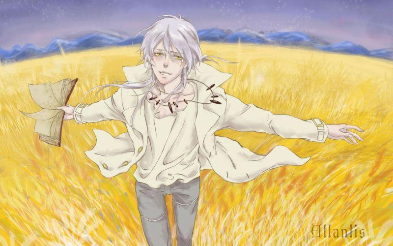 anime series character Psycho Pass Yellow Field wallpaper