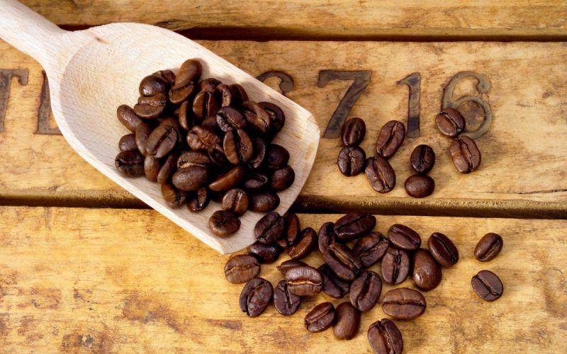 Coffee Grains wallpaper
