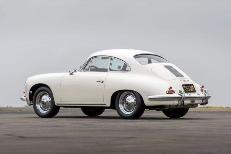 Porsche 356B 1600 Coupe 1959 classic cars wallpaper