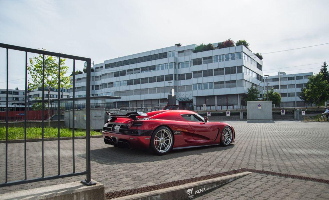 ADV 1 WHEELS GALLERY KOENIGSEGG AGERA-R cars supercars modified wallpaper