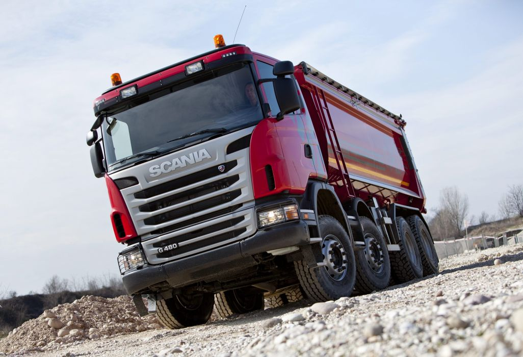 Scania G 480 wallpaper