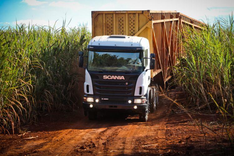 Scania G 480 wallpaper