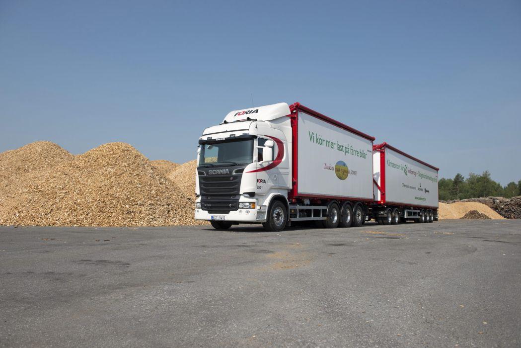 Scania R 730 wallpaper