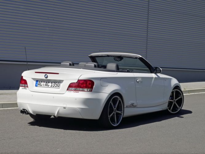 AC-Schnitzer ACS1 Cabriolet cars modified wallpaper