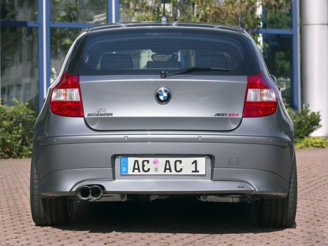 AC-Schnitzer bmw ACS1 2 0d cars modified wallpaper