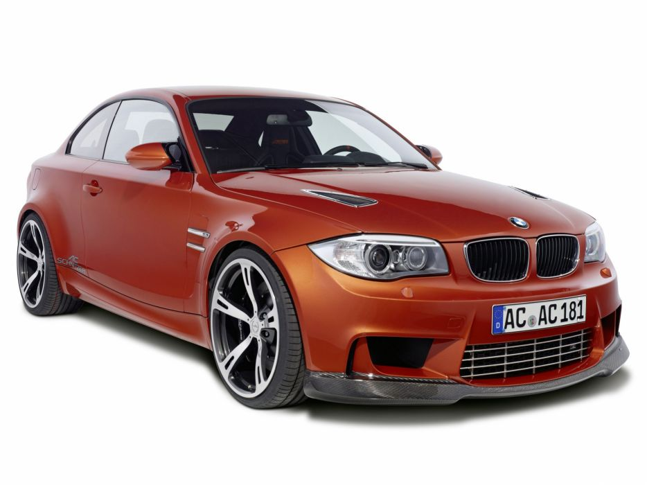 AC-Schnitzer bmw ACS1 Sport coupe cars modified wallpaper
