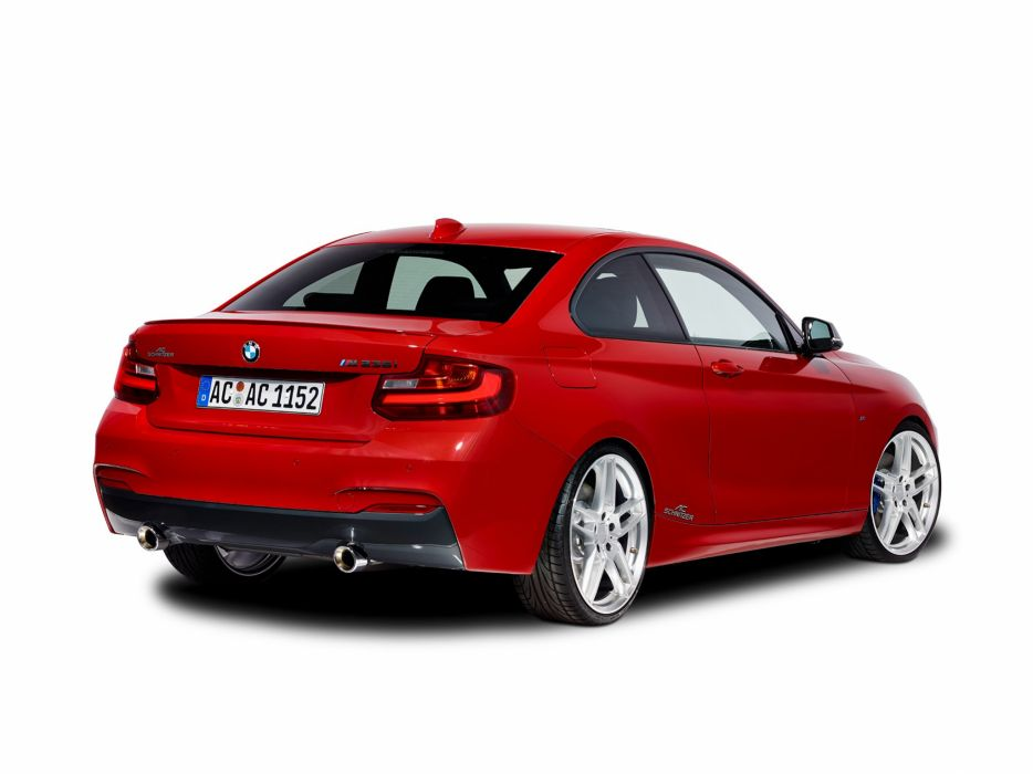 AC-Schnitzer bmw ACS2 coupe cars modified wallpaper