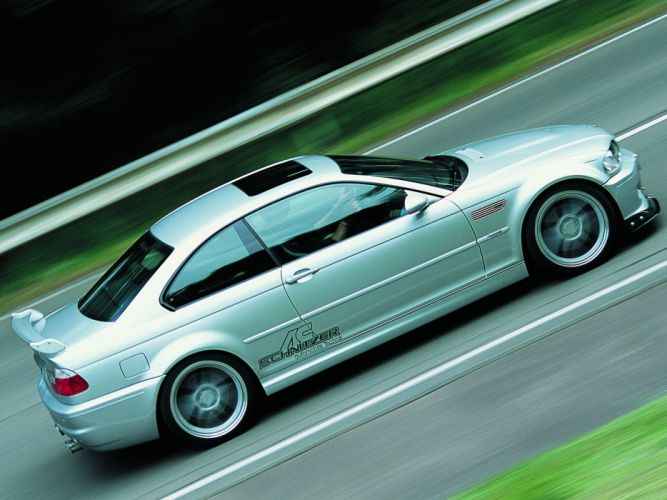 AC-Schnitzer ACS3 BMW e46 cars Coupe modified wallpaper