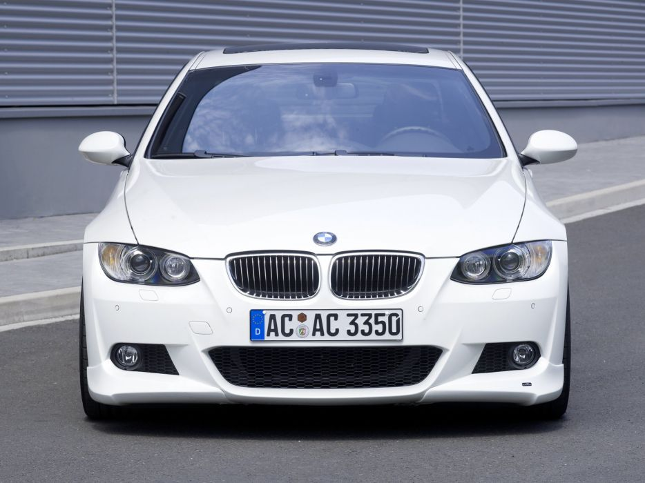 AC-Schnitzer ACS3 BMW e92 cars Turbo M-Technik Coupe modified wallpaper