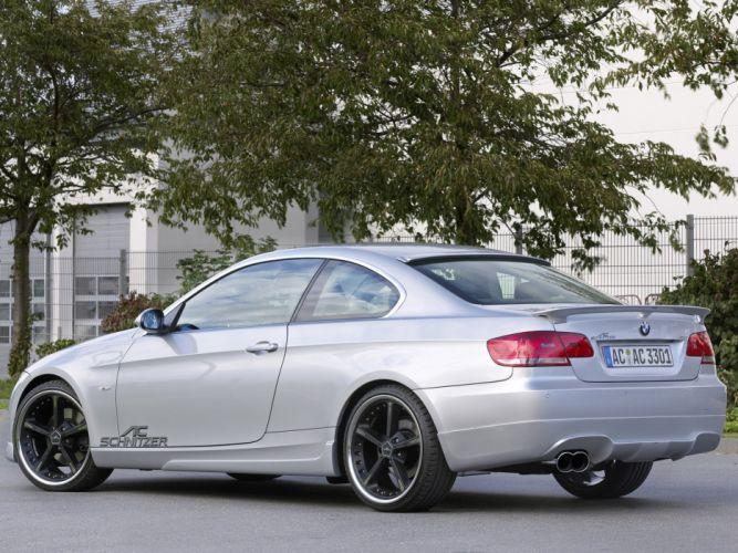 AC-Schnitzer ACS3 BMW e92 cars Coupe modified wallpaper