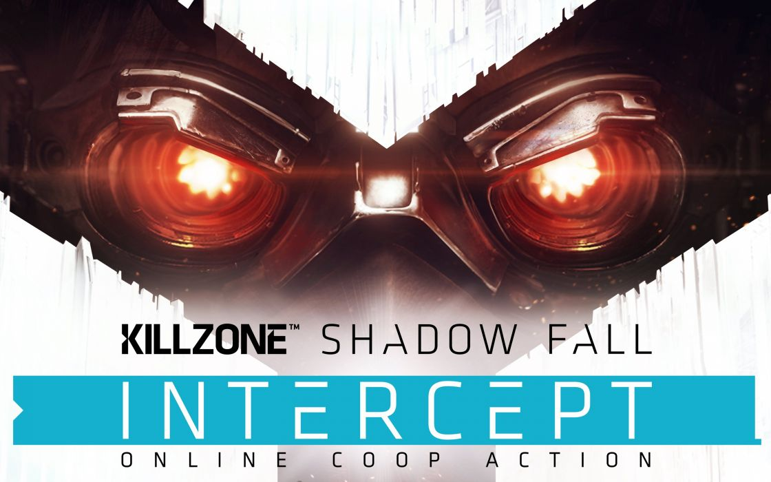 KILLZONE SHADOW FALL sci-fi shooter action fighting tactical stealth warrior armor poster wallpaper