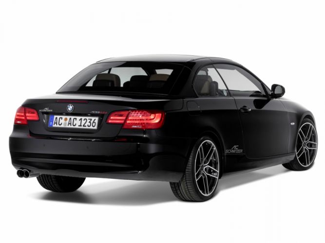 AC-Schnitzer acs3 BMW cars cabriolet e92 modified Sport wallpaper