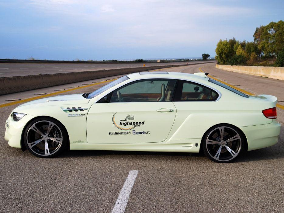 AC-Schnitzer acs3 BMW cars GP3-10 Concept e92 modified Sport wallpaper