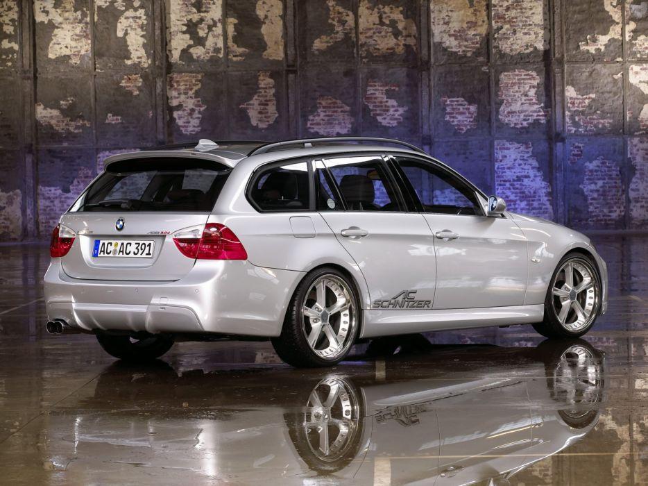 AC-Schnitzer acs3 BMW cars Touring e91 modified Sport wallpaper