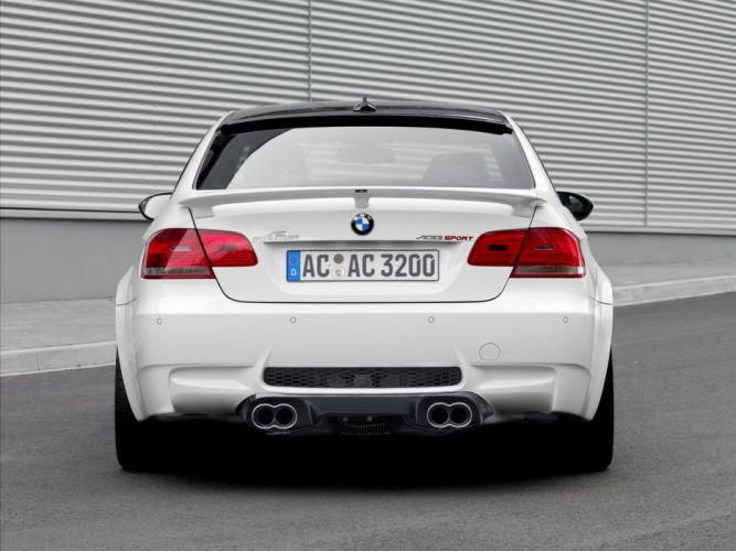 AC-Schnitzer acs3 BMW cars Sport Coupe e92 modified Sport wallpaper