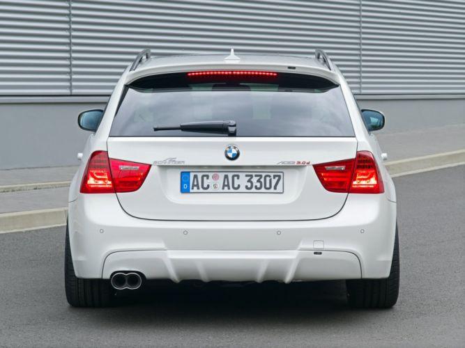 AC-Schnitzer acs3 BMW cars M-Technik Touring e91 modified Sport wallpaper