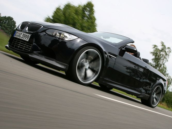 AC-Schnitzer acs3 BMW cars Sport Cabriolet e93 modified Sport wallpaper