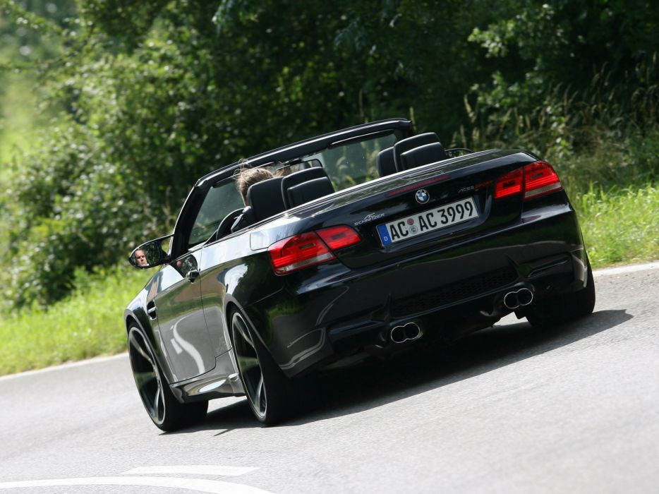 AC-Schnitzer acs3 BMW cars Sport Cabriolet e93 modified Sport wallpaper
