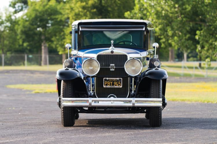 1929 Cadillac 341-B V 8 7-passenger Imperial Sedan Fisher classic cars wallpaper