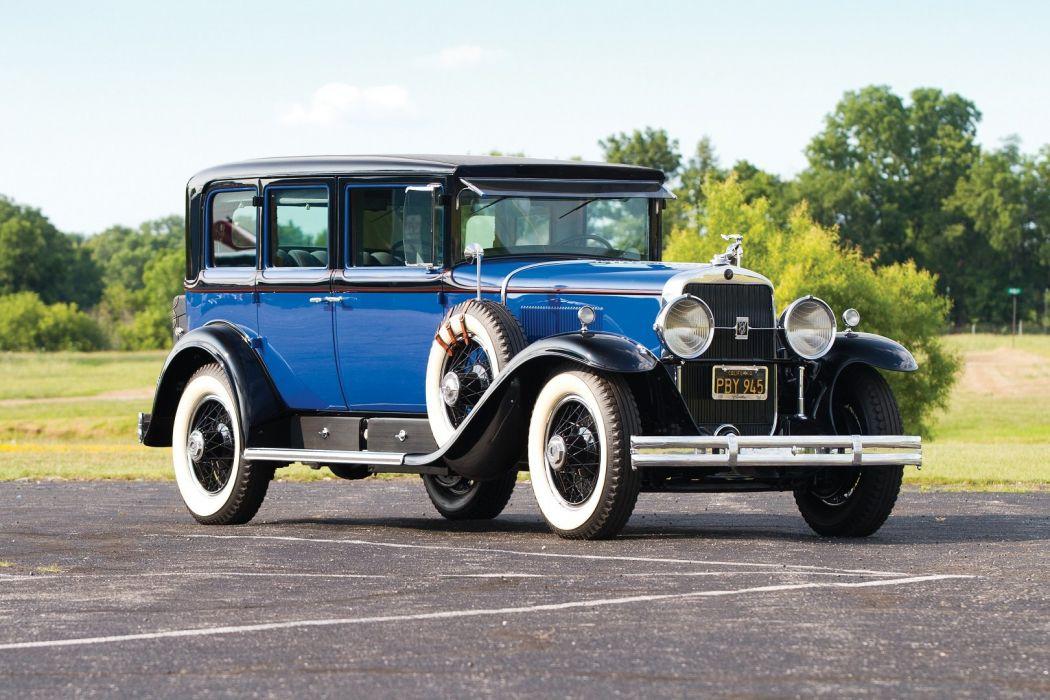 1929 Cadillac 341-B V 8 7-passenger Imperial Sedan Fisher classic cars wallpaper