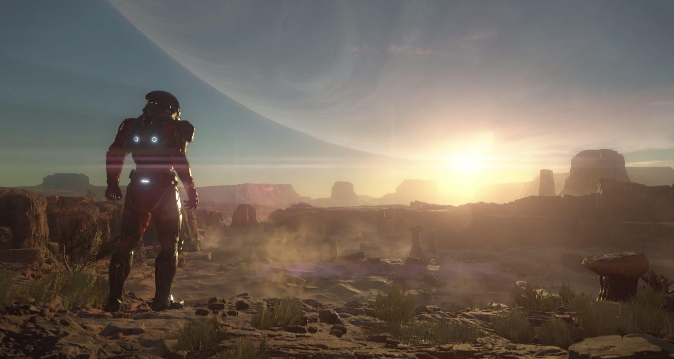 Mass Effect Andromeda Wallpaper Mass Effect 4 Andromeda