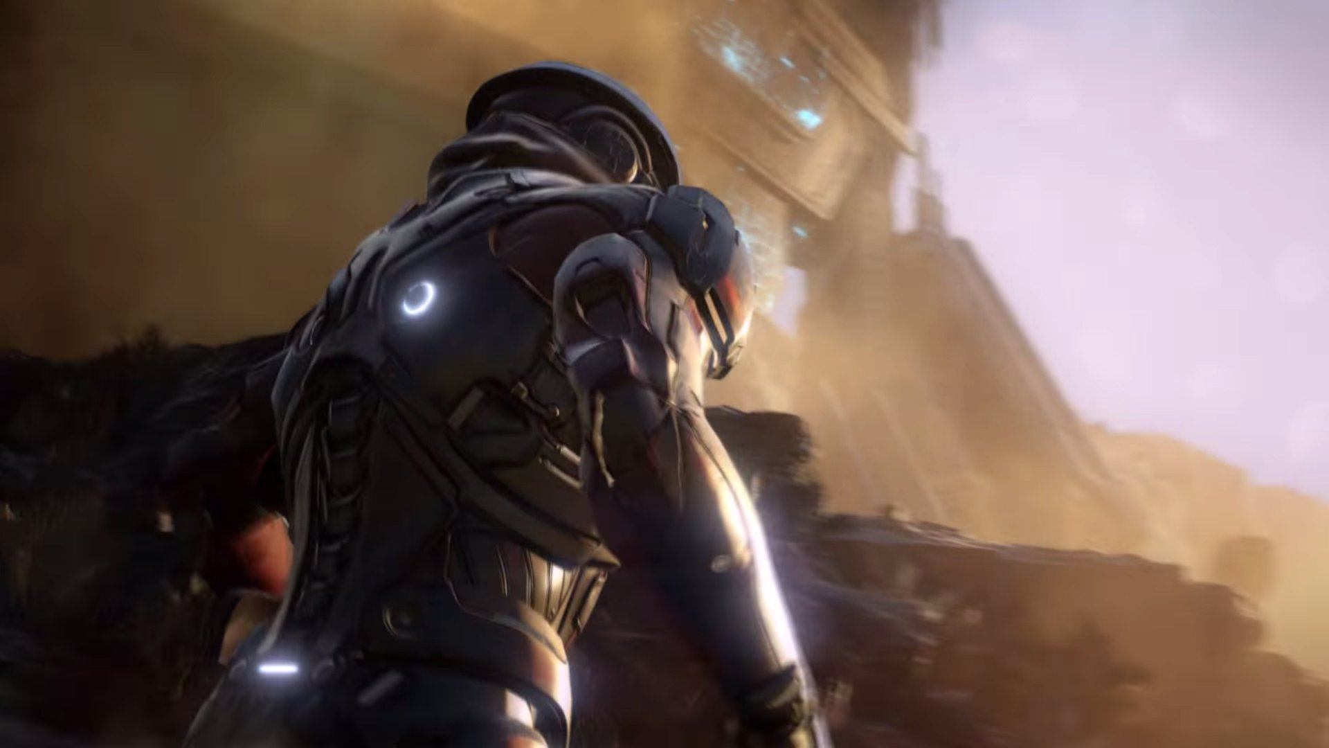 Mass Effect Andromeda Wallpaper Mass Effect 4 Andromeda Sci-fi