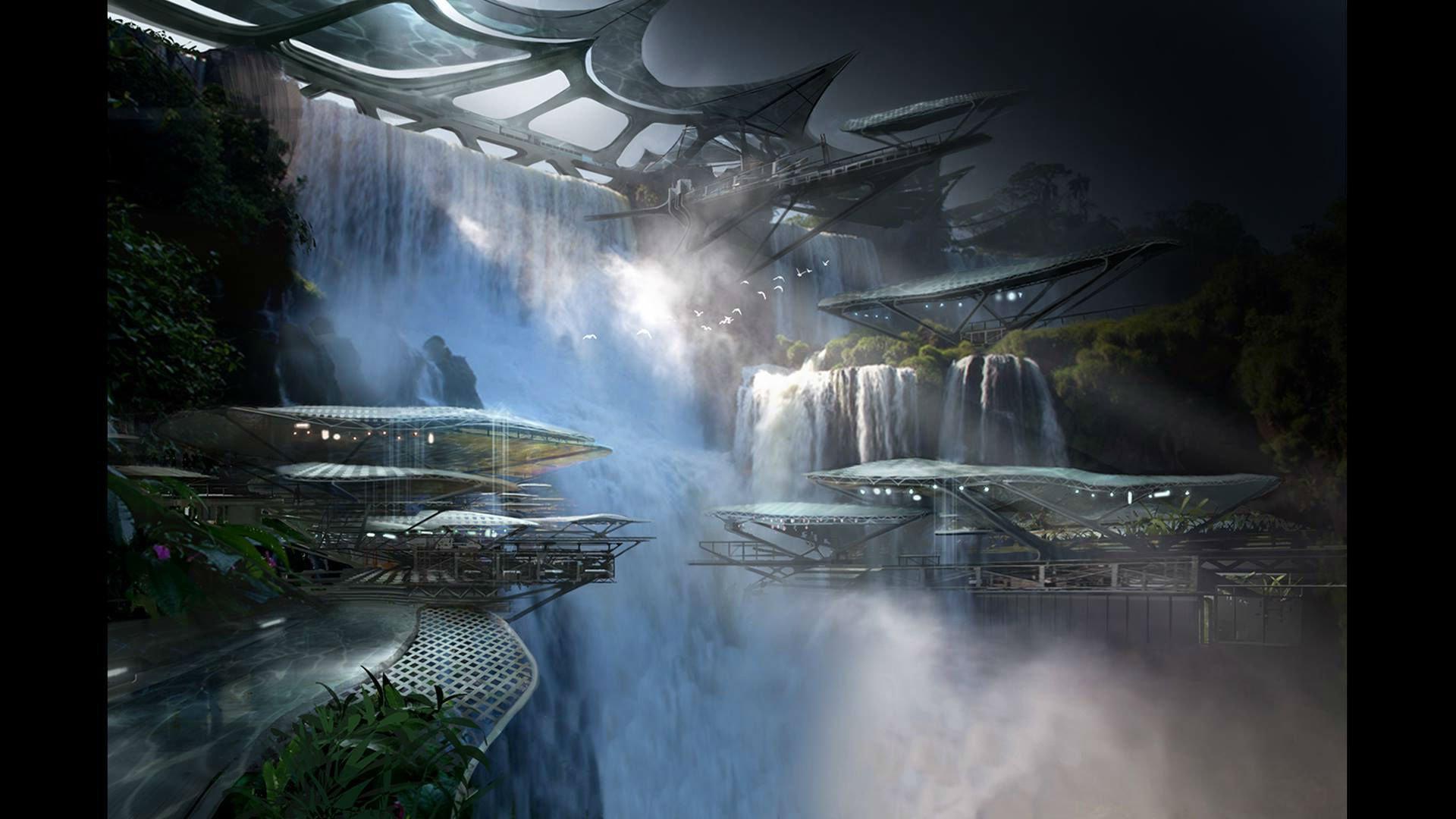 Wallpaper Hd Light Effect Wallpaper: MASS EFFECT 4 Andromeda Sci-fi Shooter Action Futuristic