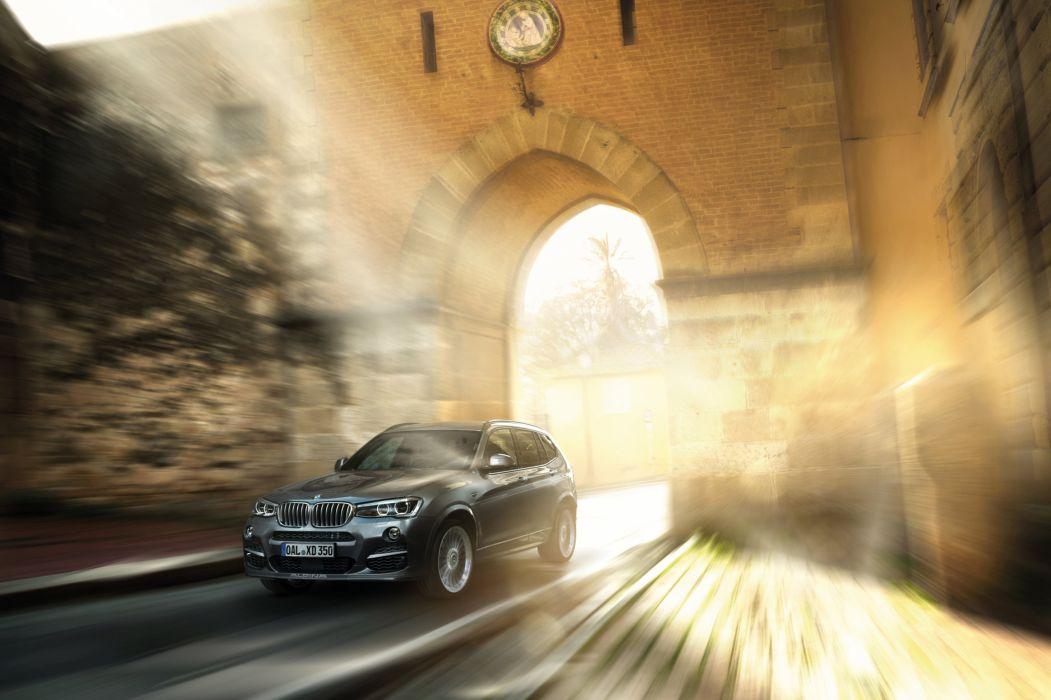 Alpina XD3 Bi-Turbo bmw cars suv modified 2014 wallpaper