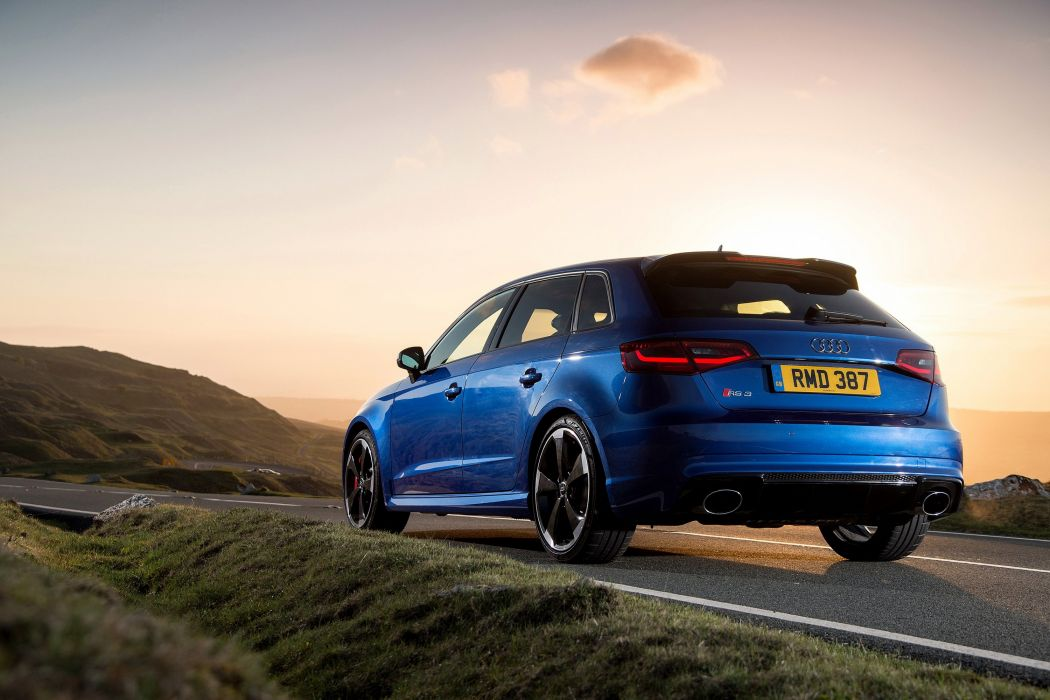 Audi RS3 Sportback UK-spec cars 2015 wallpaper