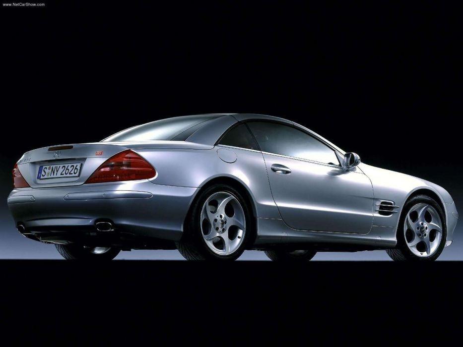 Mercedes-Benz SL350 Mille Miglia Edition convertible 2003 wallpaper
