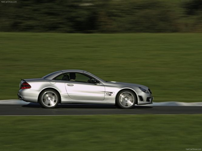 Mercedes-Benz SL-65 amg convertible cars 2009 wallpaper
